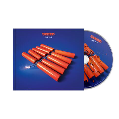 √BAM BAM von Seeed - CD jetzt im Seeed Shop