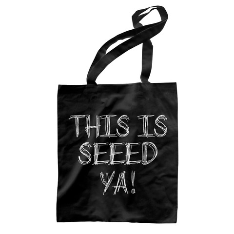 Scribble von Seeed - Record Bag jetzt im Seeed Shop