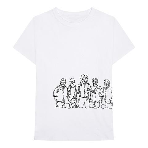 √Band Scribble von Seeed - T-Shirt jetzt im Seeed Shop