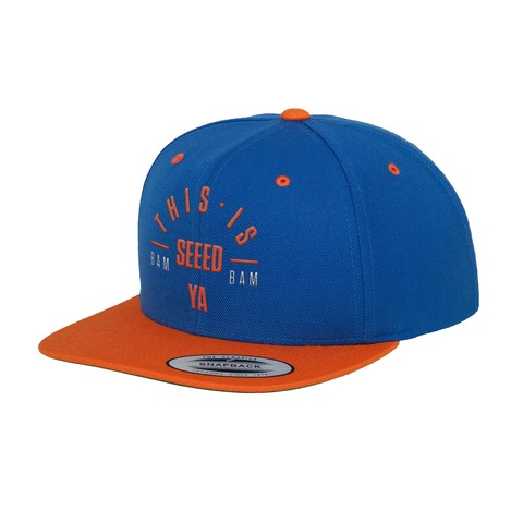 This is Seeed Ya von Seeed - Snap Back Cap jetzt im Seeed Shop