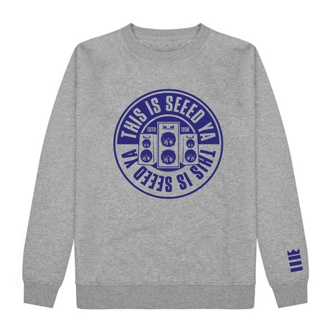 √Soundsystem von Seeed - Crewneck Sweater jetzt im Seeed Shop