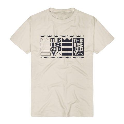 √Typo Crown von Seeed - T-shirt jetzt im Seeed Shop