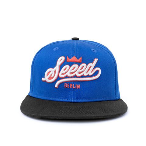 √Swoosh von Seeed - Snap Back Cap jetzt im Seeed Shop